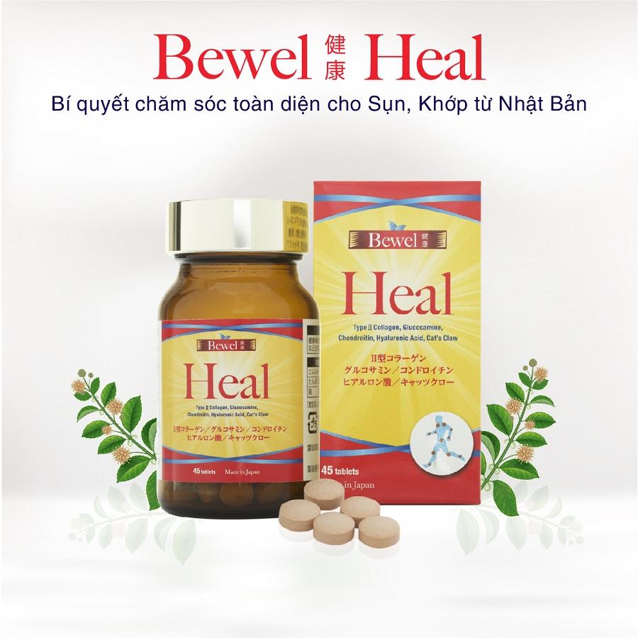 Heal 6