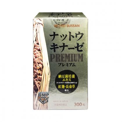 vien uong ho tro phong tai bien dot quy Nichiei Bussan Nattokinase Premium